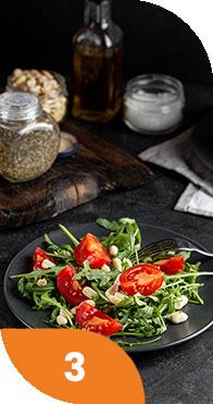 Salat-bestellen